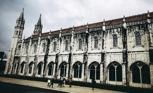 Mosteiro dos Jerónimos - Belém - Portugal