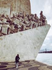Padrão dos Descobrimentos - Belém - Portugal