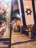 Mercado Árabe da Cidade Velha de Jerusalém - Israel